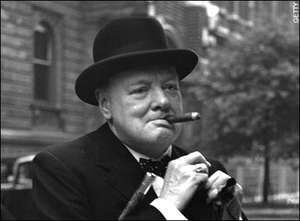 Уинстон Черчилль (1874-1965)